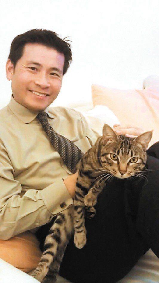 台北市議員戴錫欽曾與同選區議員許淑華傳出緋聞,約會被拍到。 圖/聯合報系資料照片