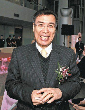富邦媒董事長林啟峰。 本報系資料庫