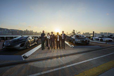 首屆2019 Leviosa香港國際車展正式揭幕!