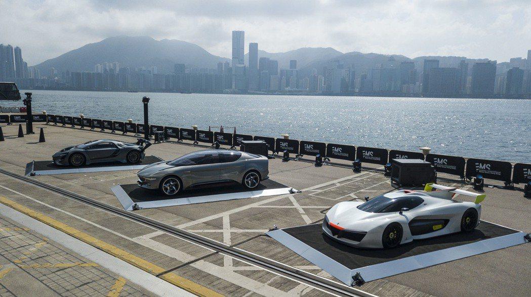 Leviosa 國際汽車展2019發布會中,展示了三款從未於香港展出的樣版車。 ...