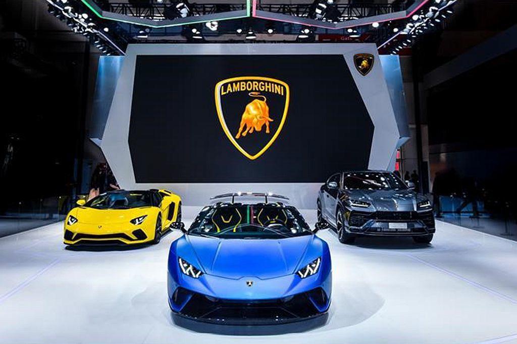 在Super SUV Urus產品線加入後,義大利超跑品牌藍寶堅尼未來幾年將會有...