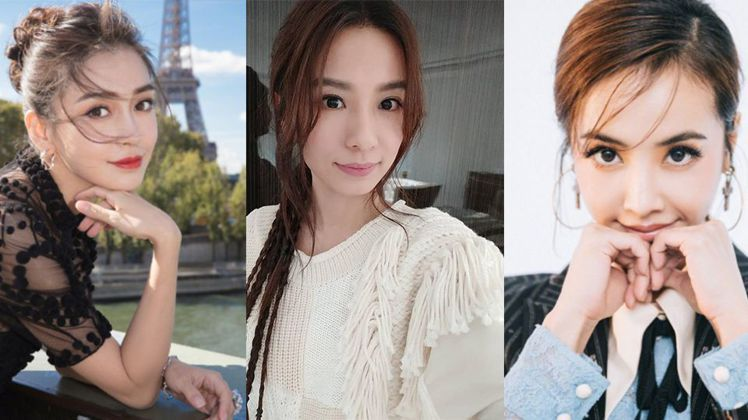 圖/Angelababy、HEBE、蔡依林臉書粉絲團,Beauty美人圈提供