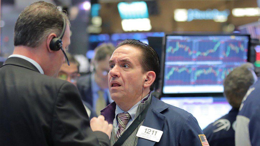 美股周二漲跌互見,科技股走低。  (路透)