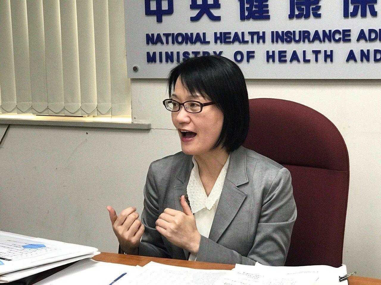 健保署上午公布醫院最新財報,林口長庚蟬聯最會賺錢的醫院。記者李樹人/攝影