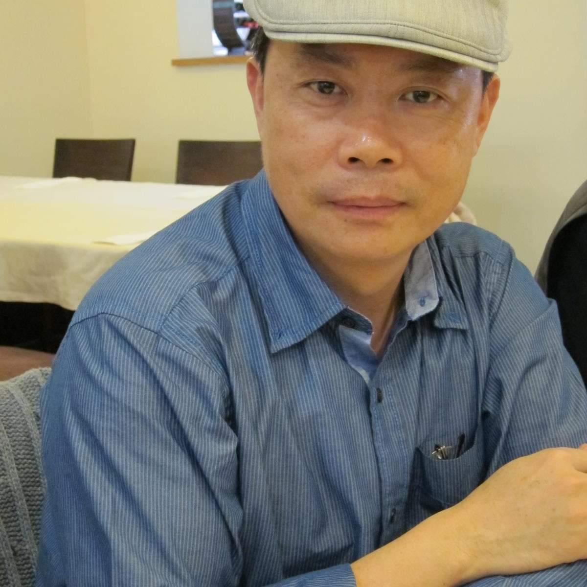 新北市調查處資安科長林政賢偵辦一銀盜領案建功,調升鳳山站主任。圖/讀者提供