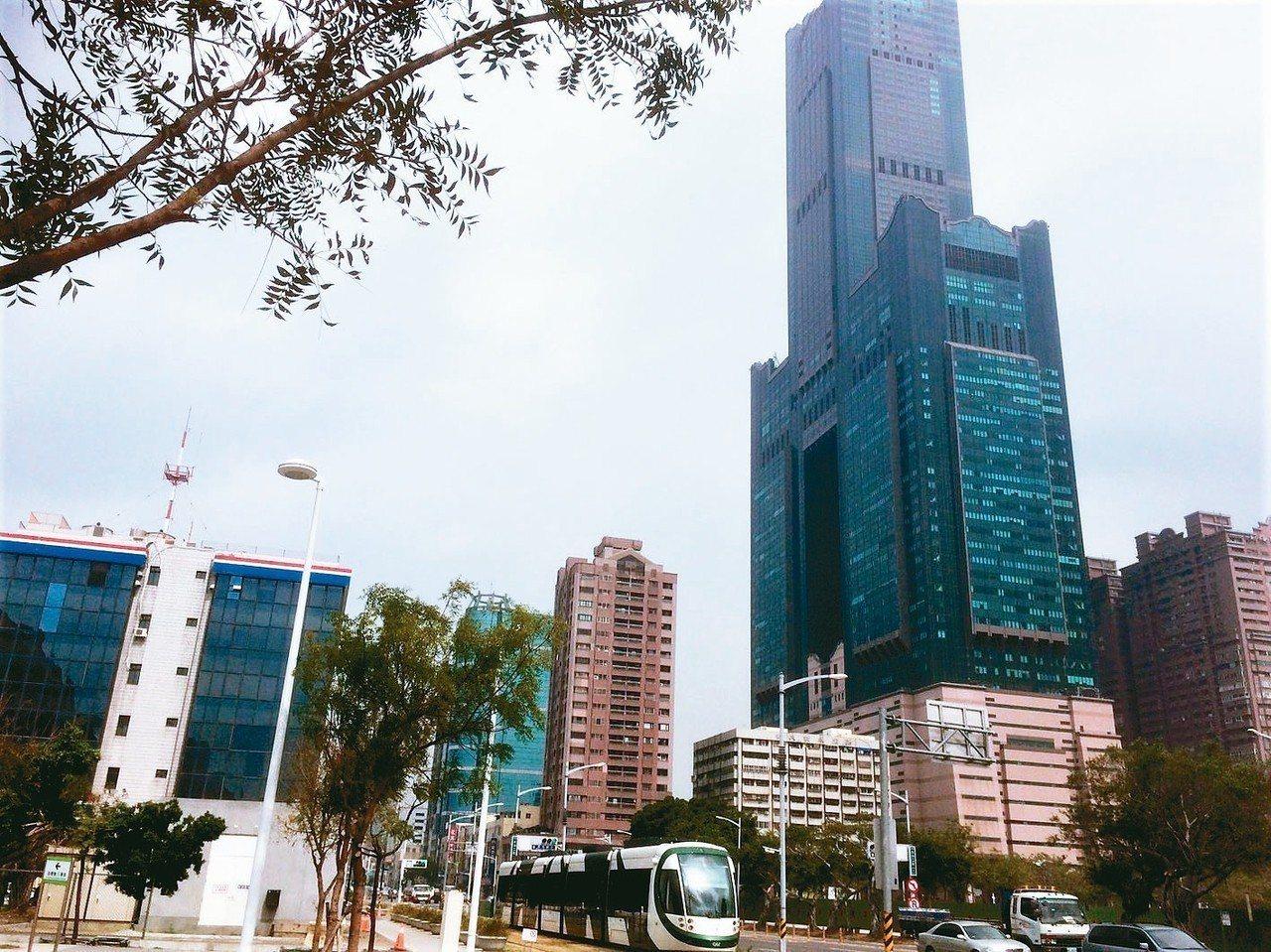 高雄85大樓。 本報系資料庫