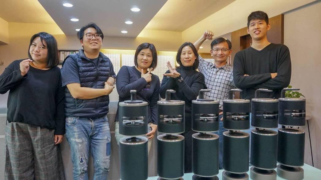 台灣聲學新創團隊Level 10,團員們各有創新想法及豐富經驗。 業者/提供