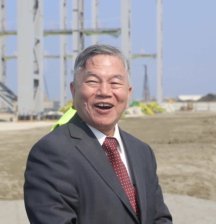 經濟部長沈榮津。 聯合報系資料照/記者林伯東攝影