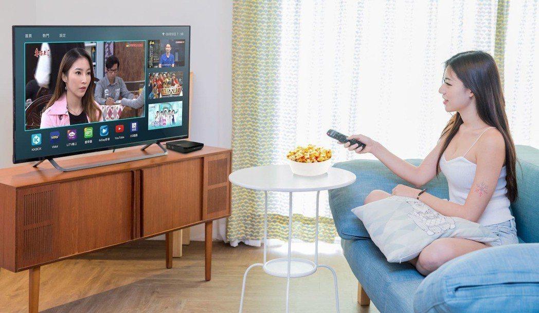 買電視盒請你看遠傳friDay影音,在家輕鬆看強片《無雙》、《一個巨星的誕生》。...