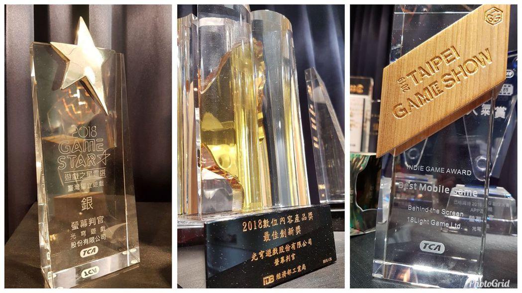 《螢幕判官》於台北電玩展榮獲三項獎項。