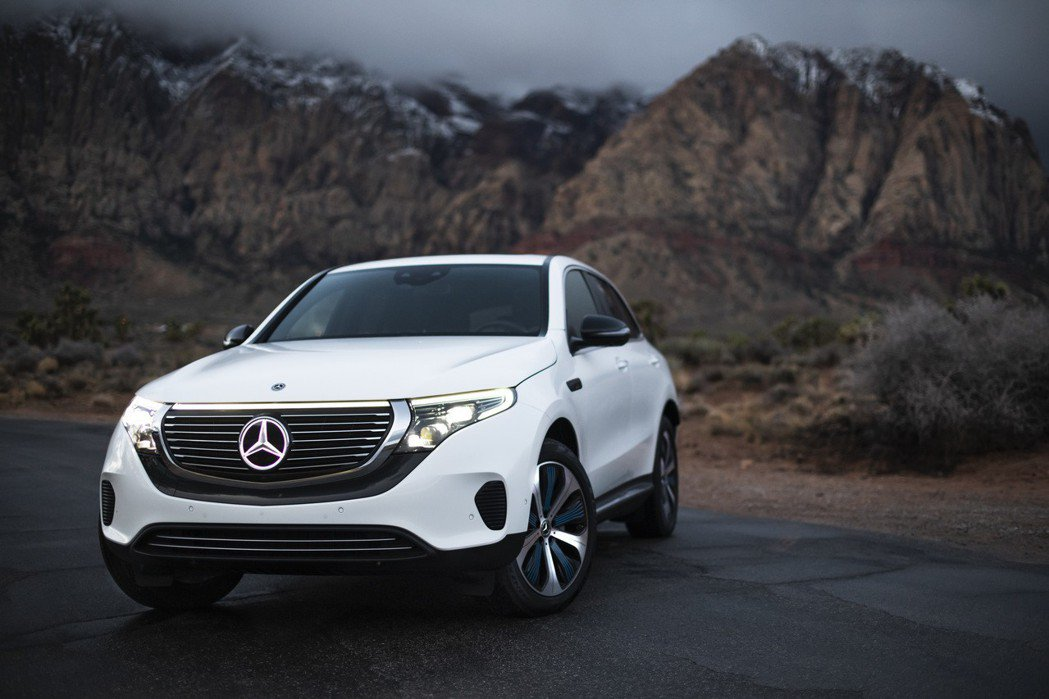 Mercedes-Benz也在2018年迎接品牌首款純電休旅。 摘自Mercedes-Benz