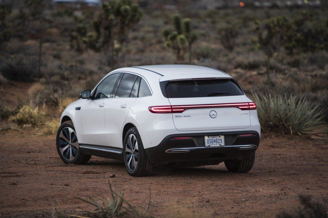 Mercedes-Benz EQC。 摘自Mercedes-Benz