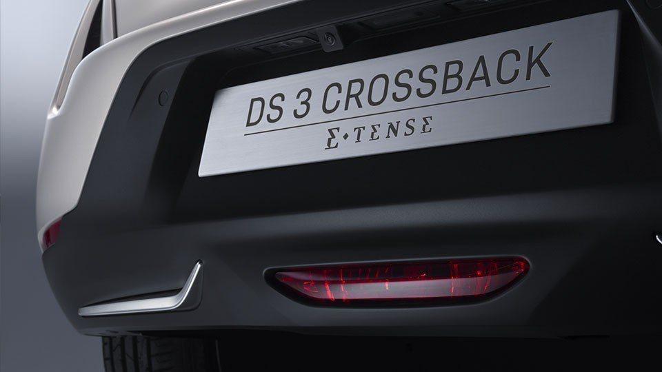 法系豪華品牌DS Automobiles在去年亦推出品牌首款電動休旅。 摘自DS Automobiles