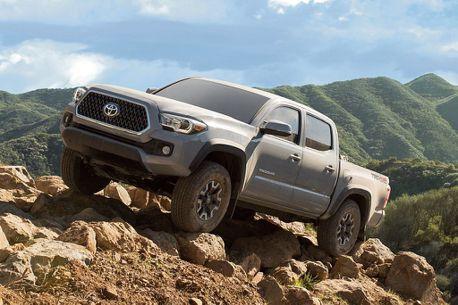 美國中型皮卡戰火猛烈!Toyota將推小改款Tacoma鞏固銷售實力