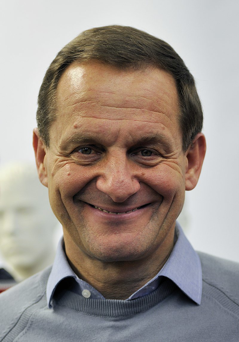 德國奧林匹克體育同盟主席Alfons Hörmann 圖:取自wiki