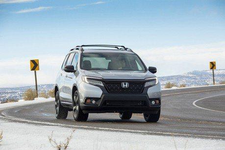 全新美規Honda Passport即將上市 售價折台幣不到百萬元!