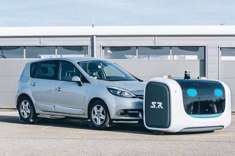 影/代客泊車機器人如何讓停車場多停100輛車?