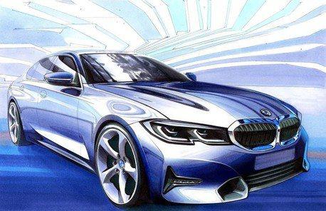 新世代BMW G80 M3數據規格曝光? 頂規將擁有500匹馬力!