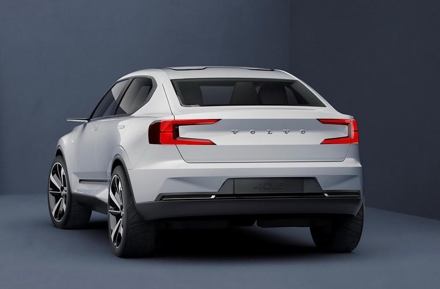 轉型求銷量  Volvo V40後繼車也要跨界了?