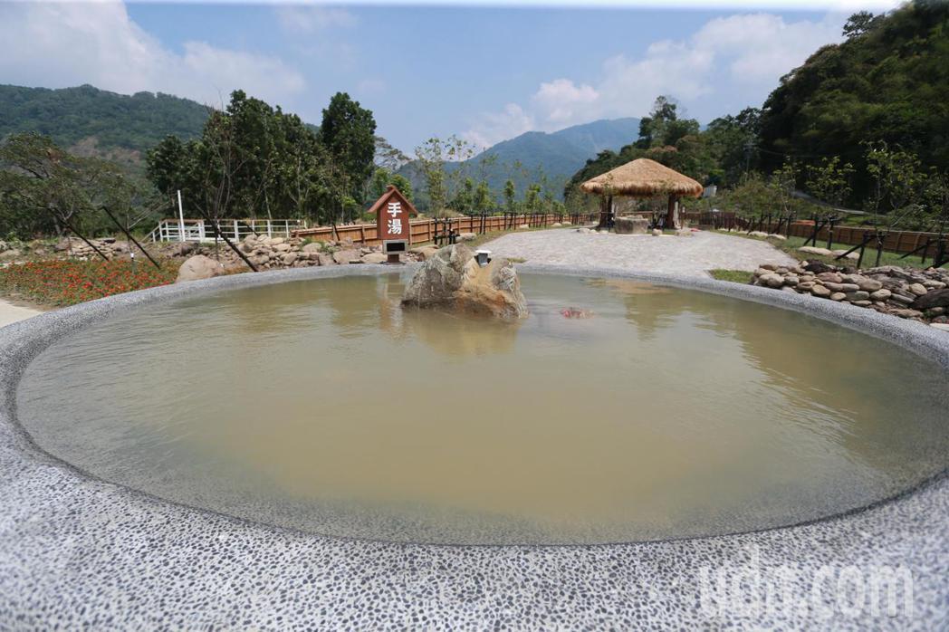 圖為高雄六龜區寶來溫泉。聯合報系資料照/記者劉學聖攝影
