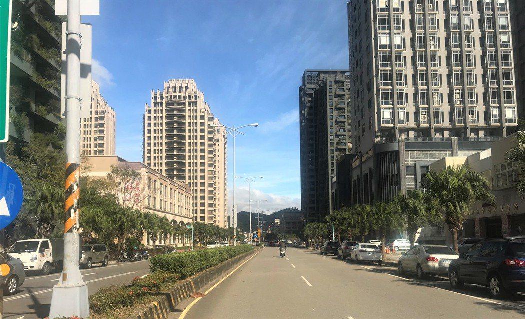 竹北。 記者游智文/攝影