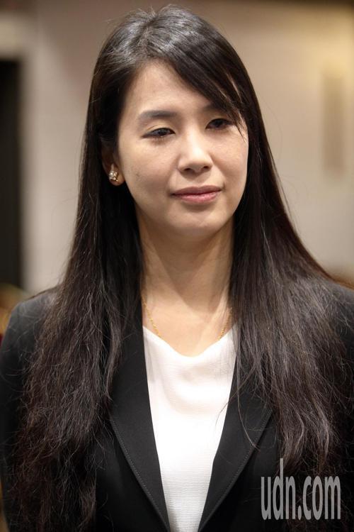現任台苯董事長吳怡青。記者劉學聖/攝影