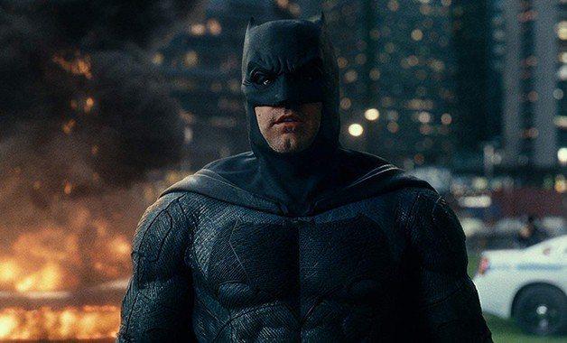 班艾佛列克的「蝙蝠俠」並未有突出的票房或口碑。圖/摘自imdb
