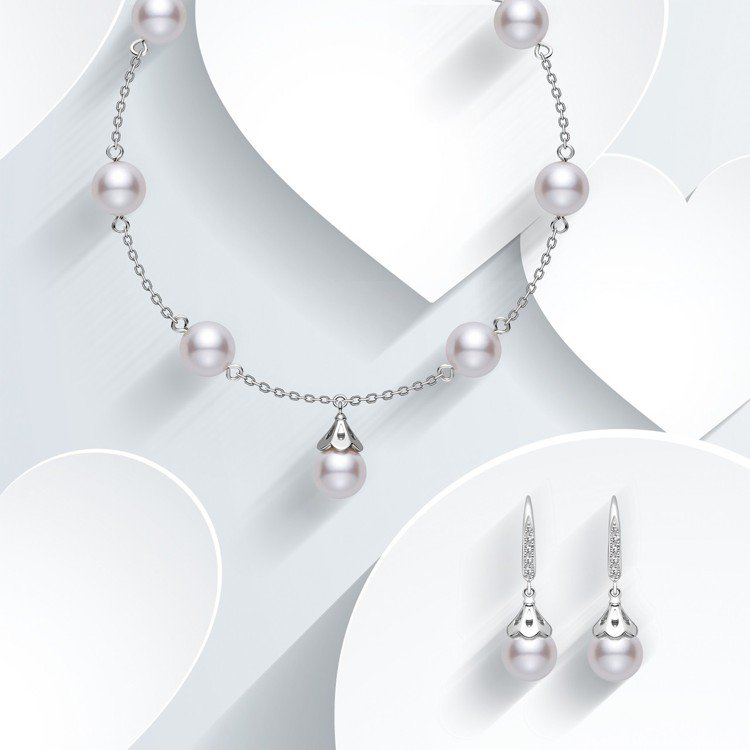 MIKIMOTO Day and Night Collection 日本Akoy...