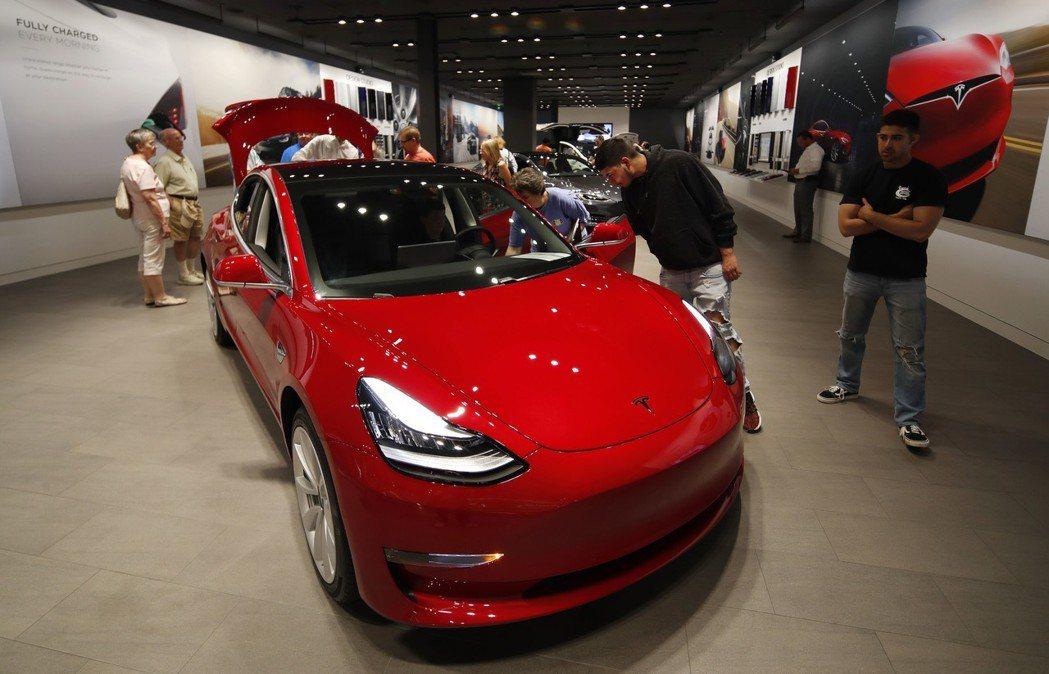 經濟解析/ Model 3銷售 決定特斯拉今年成敗