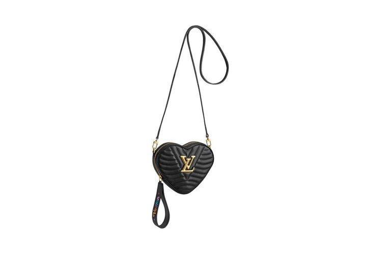路易威登New Wave Heart手袋,售價58,500元。圖/LV提供