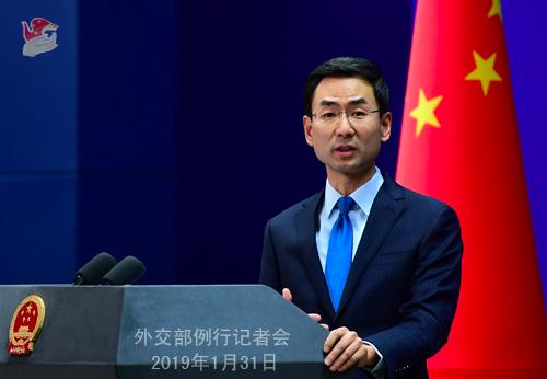 中共外交部發言人耿爽表示,中國的科技發展成就一不靠偷,二不靠搶,而是包括廣大科技...