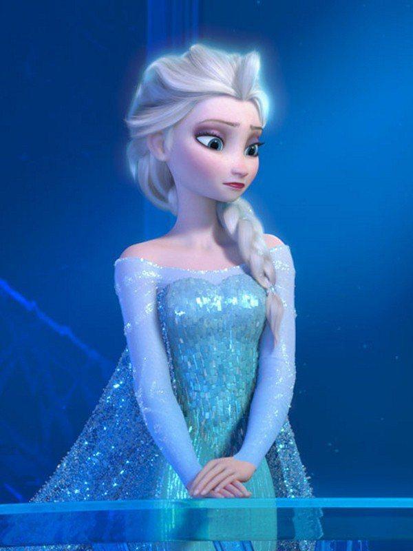 「冰雪奇緣2」中艾莎的感情線據傳會有勁爆發展。圖/摘自imdb