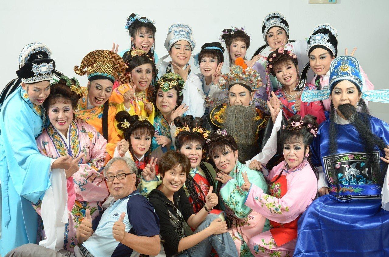 承襲廖瓊枝老師心願的「風動歌劇團」成績相當優異。圖/許麗坤提供