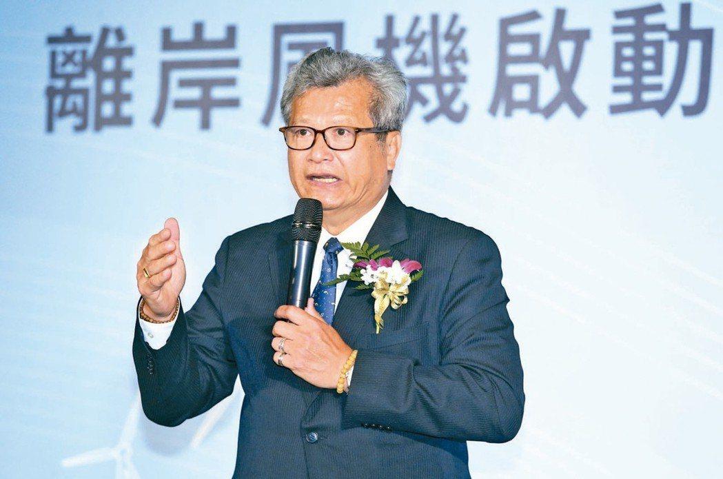 中鋼董事長翁朝棟 (本報系資料庫)