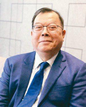 力晶集團執行長黃崇仁 (聯合報系資料庫)