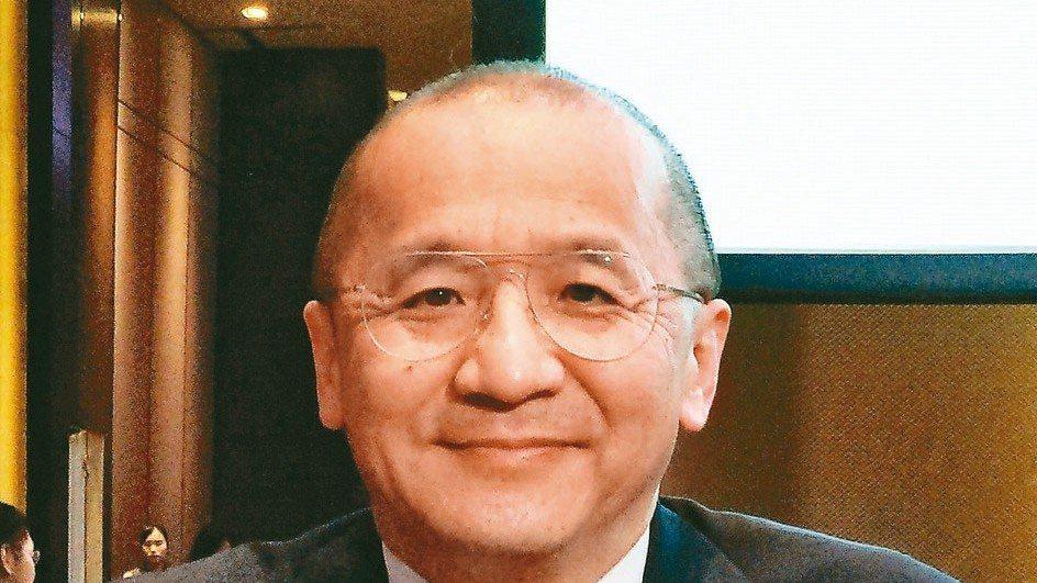 華邦電總經理詹東義。 報系資料照