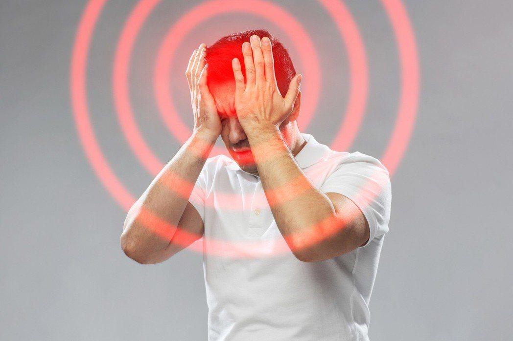 高血壓是導致出血性腦中風最主要原因。 圖/Ingimage