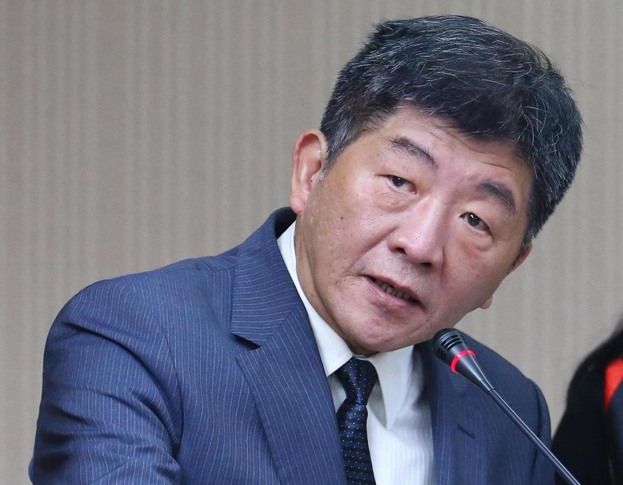 衛福部長陳時中。 圖/聯合報系資料照片 鄧桂芬
