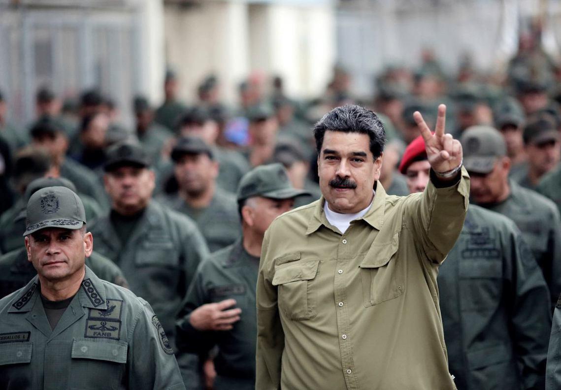 委內瑞拉的「兩個總統之亂」已進入了政權分裂的第10天,「聯合國」也成為了雙方衝突...