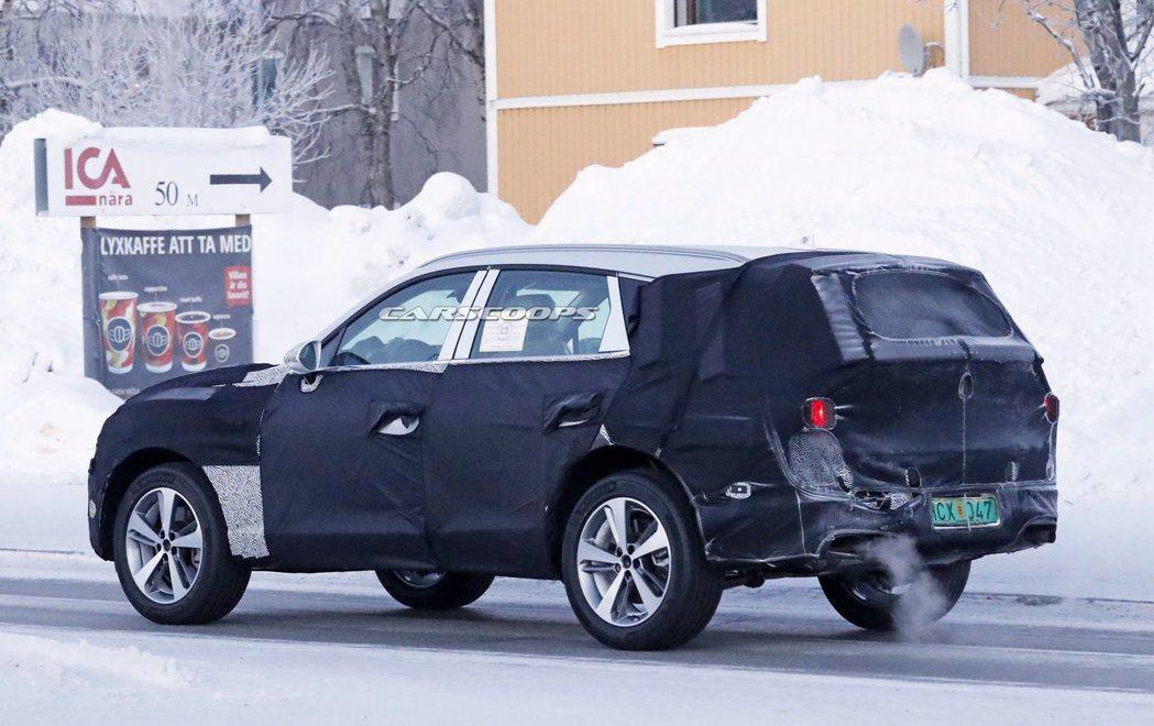 全新Genesis GV80是Genesis首款SUV。 摘自Carscoops