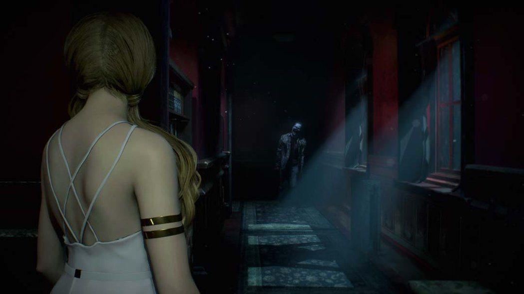 DLC《幽靈生還者》當中,玩家將可在「如果」的世界中使用市長女兒