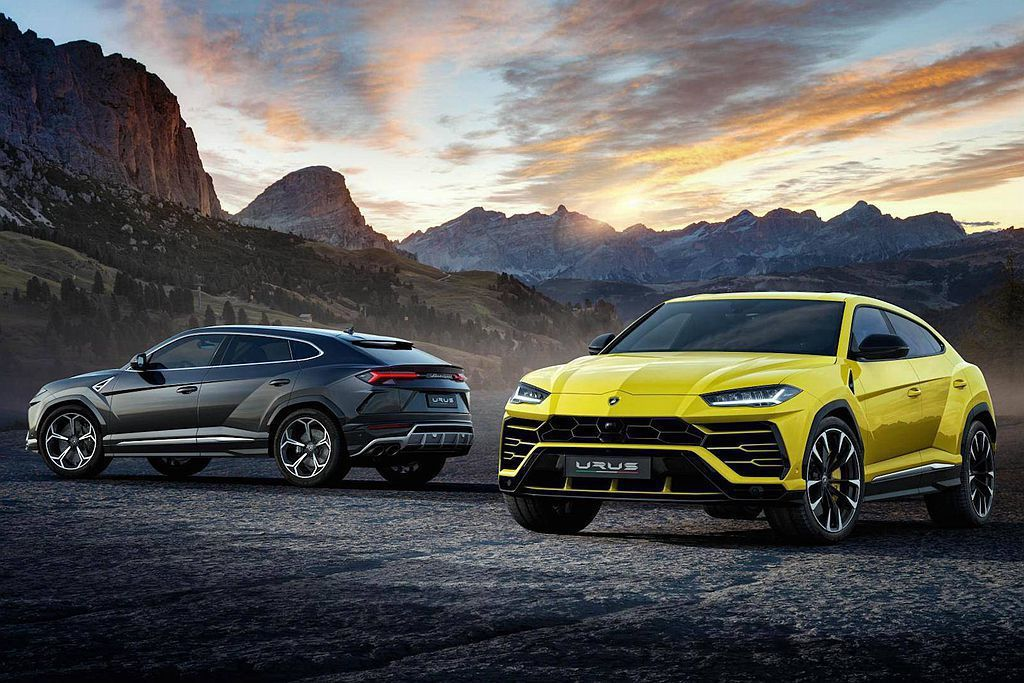 Urus問世不僅替Lamborghini帶來第三款銷售車系,多功能車型定位更滿足...