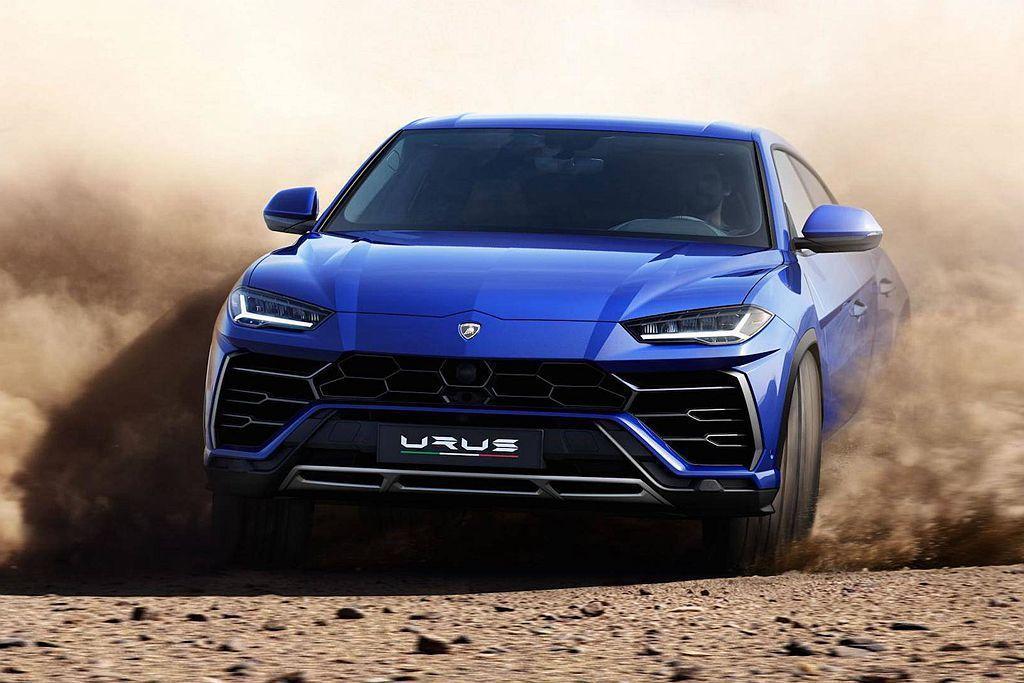 Lamborghini其實有針對Urus推出Off-Road Package越野...