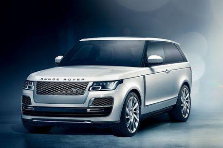 奢華夢一場?Land Rover Range Rover SV Coupe驚傳取消量產
