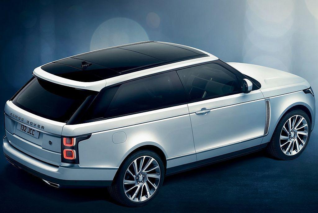 外型搶眼的Land Rover Rover Range Rover SV Cou...