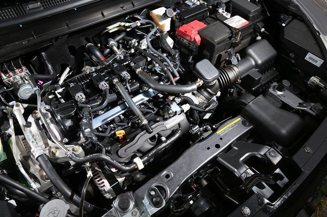 採用與NISSAN當家超跑GT-R相同的鏡面熔射缸孔技術,讓KICKS不僅省油,...