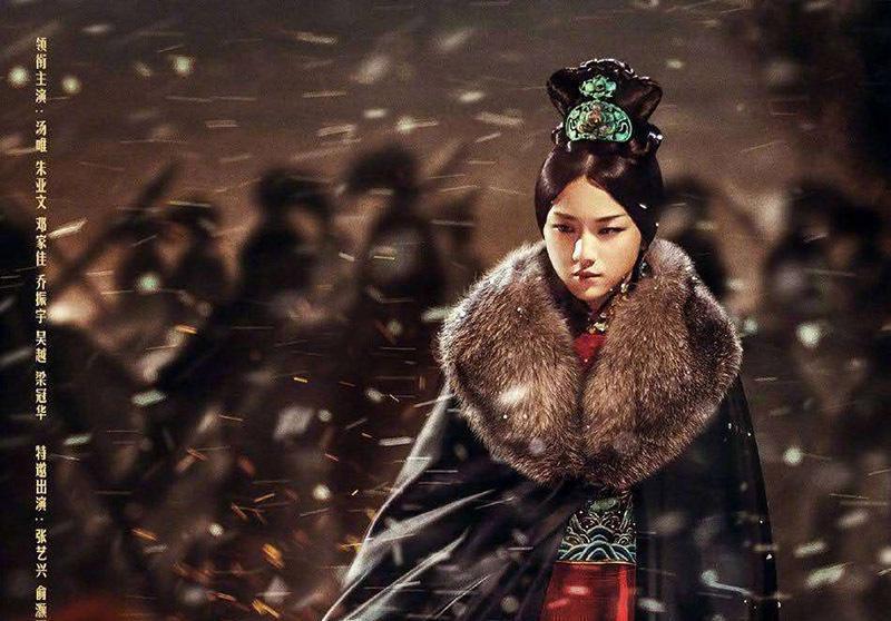 本來2019年被中國影視圈視為古裝劇的新氣象,章子怡的《帝凰業》、湯唯的《大明皇...