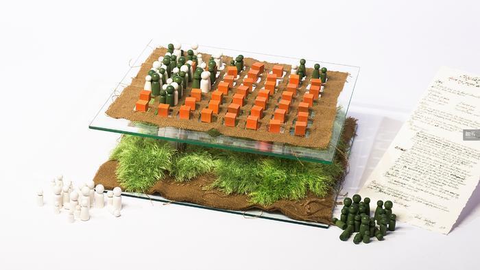 布倫達後來又設計了一系列探討歷史議題的桌遊,比如展現愛爾蘭移民史的《Síochá...