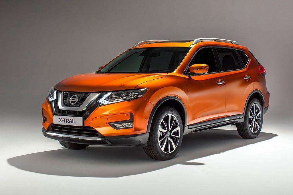 台灣稱為Nissan X-Trail,但在美國市場卻另有Rogue銷售車名,去年...