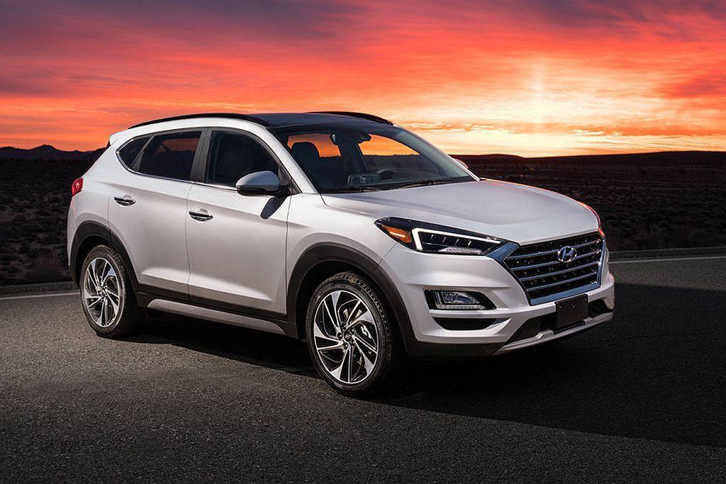 Hyundai Tucson去年銷售下滑8.7%、總量為57.4萬輛,原因來自小...